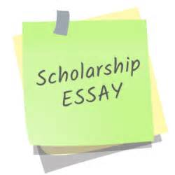 please proofread my scholarship essay? Yahoo Answers